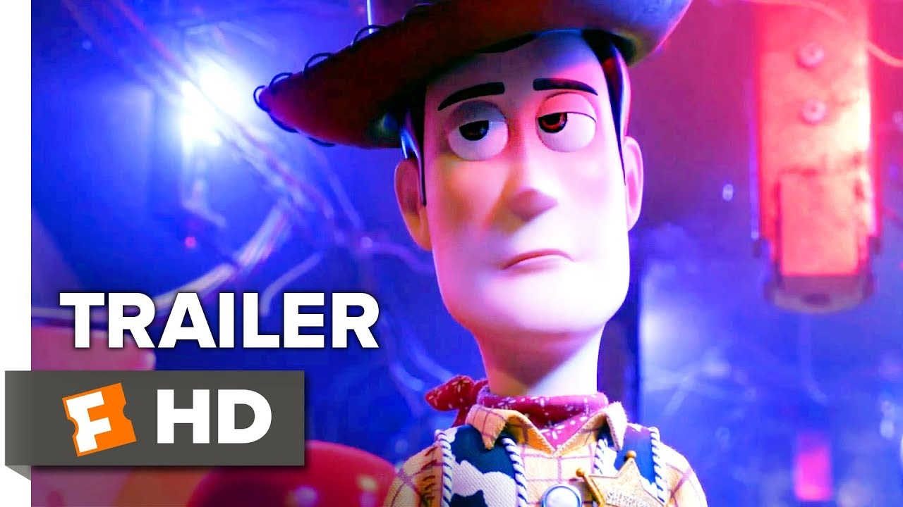 Toy Story 4 Trailer 2 2019 Movieclips Trailers