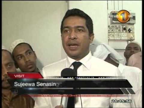 We will always represent your rights -  Sujeewa Senasinghe