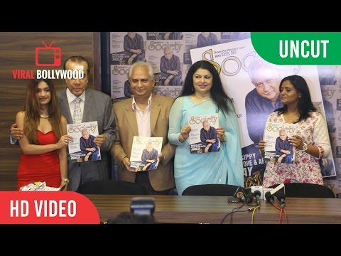UNCUT - SOCIETY Magazine Launch   Ramesh Sippy   On Life Before and After Sholay