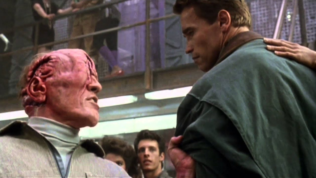 Image result for Total Recall (1990)