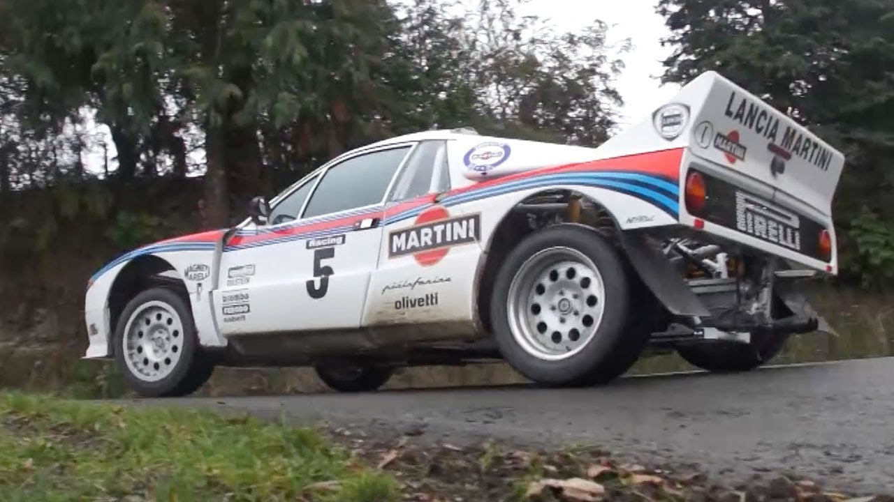Step 4: Relive Group B with the Lancia 037 [Episode 4] - /MY LIFE as ...