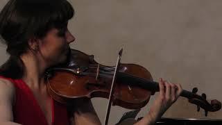 L. Janáček: Sonata for violin and piano (Markéta Janoušková)