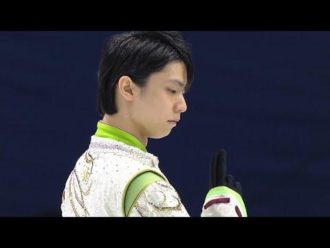 2020 4CC - Yuzuru Hanyu FS + Interview [no Commentary]
