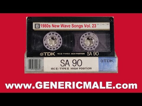 80s New Wave / Alternative Songs Mixtape Volume 23 v2