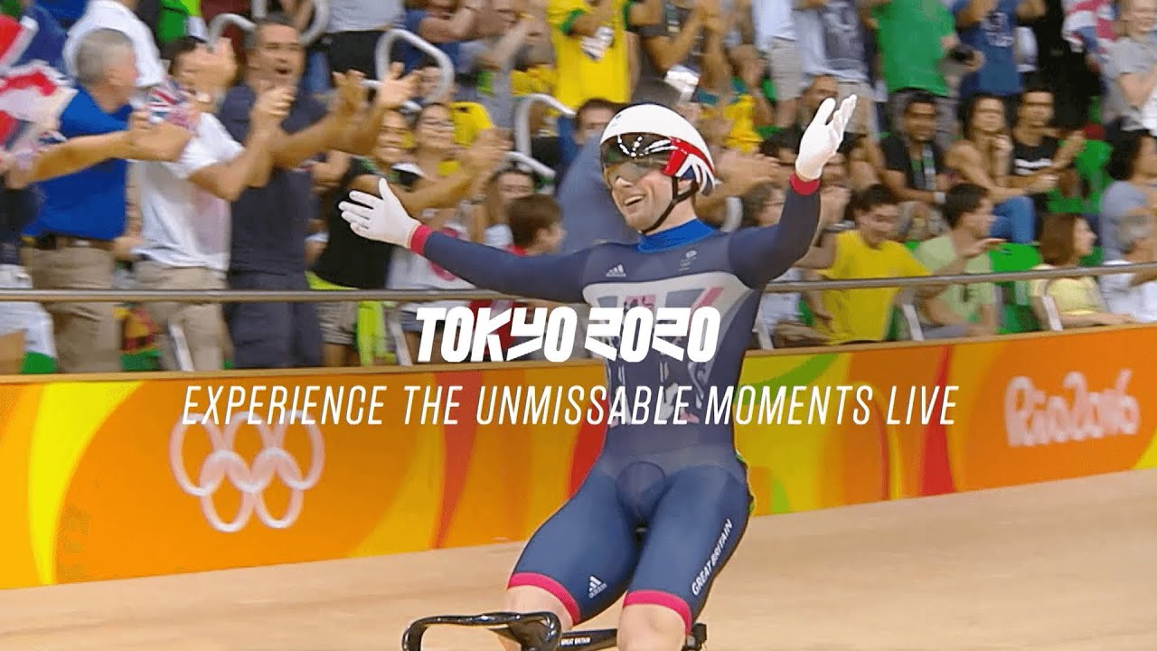 Stream the Olympic Games Tokyo 2020 on discovery +