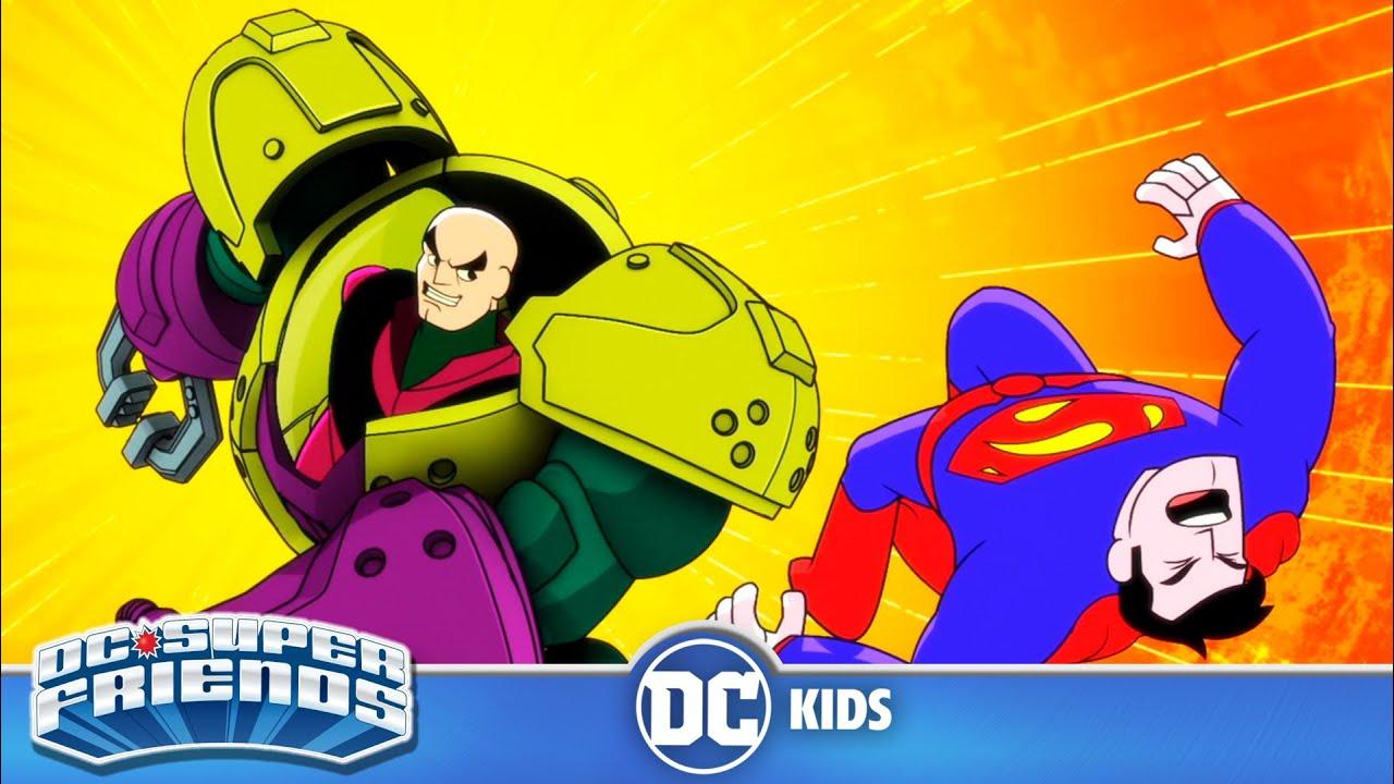 DC Super Friends   Ep 14: Robot Ruckus   DC Kids