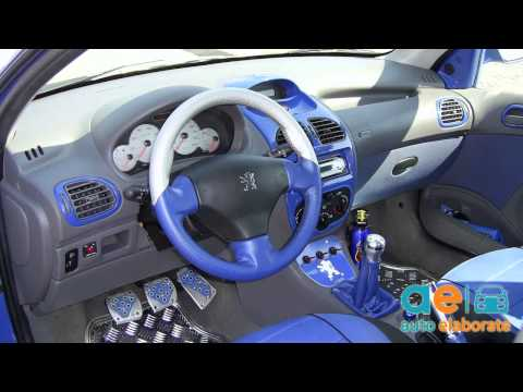 206 Peugeot 206 1.1 Tuning