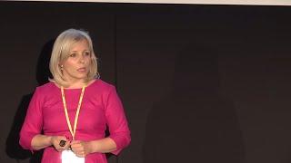 Jak zarządzać własnym talentem? | Elżbieta Krokosz | TEDxWSB