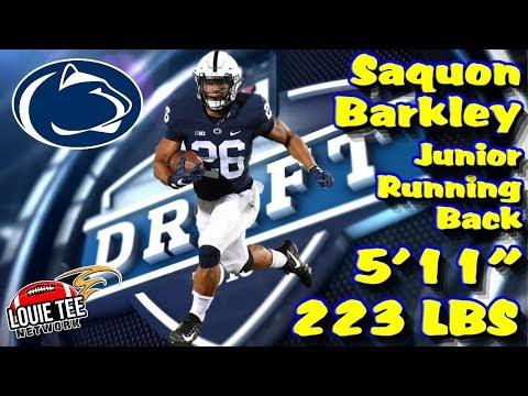 2018 NFL Draft Prospects 101 Series: Saquon Barkley 🏈🏈🏈