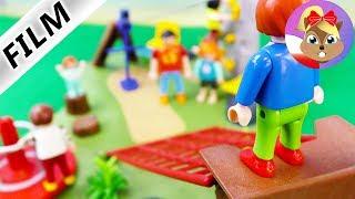 Playmobil Film polski | JULIAN TCHÓRZEM? Udowadnia, że jest cool ryzykownym skokiem?