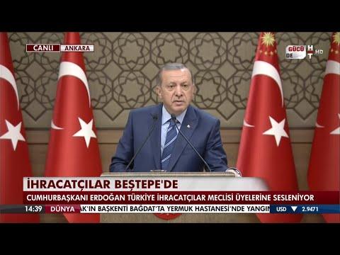 Cumhurbaşkanı Erdoğan: Finans sektörünü sıkıştıracağız