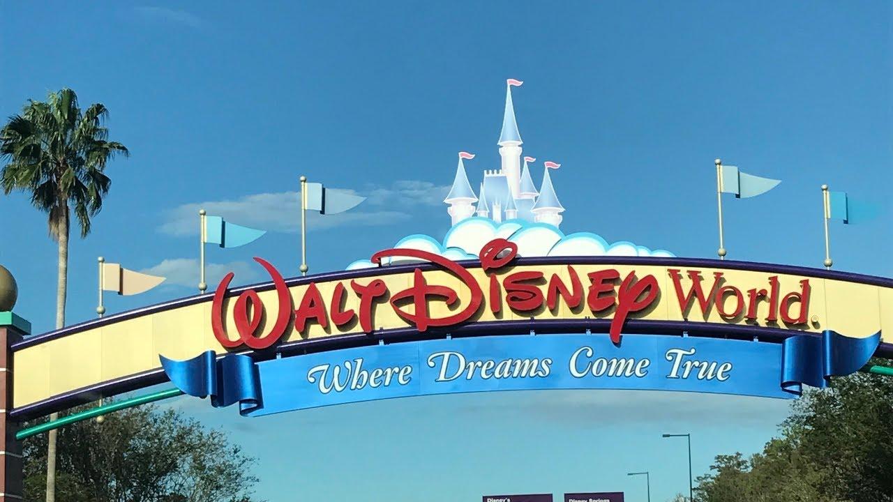 It S A Small World Full Ride Walt Disney World Magic Kingdom