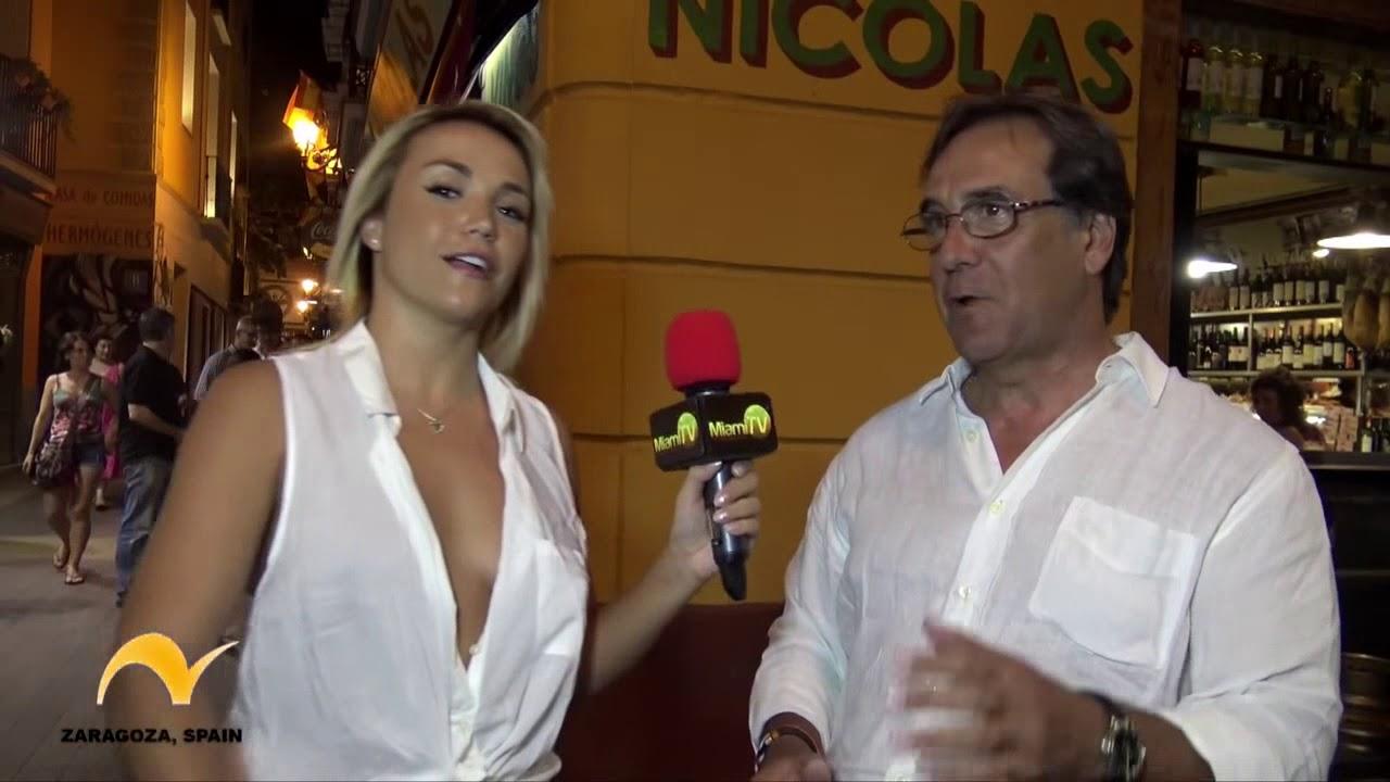 Jenny Scordamaglia - Q & a Miami TV - Positive energy