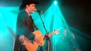 Corb Lund - Concert at the Abbotsford Showbarn - The Truck Got Stuck