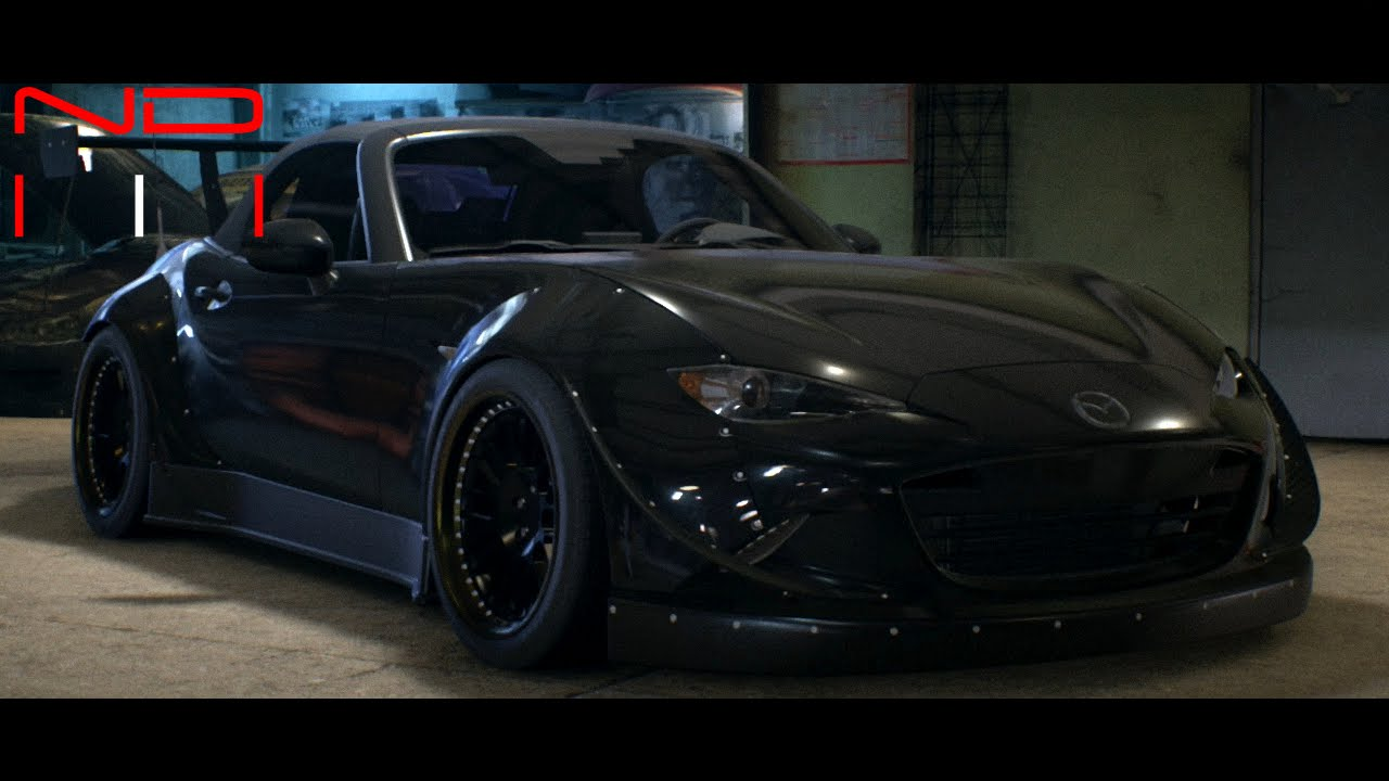 Mazda MX-5 (2015) - Modified - NFS2015 Sound - YouTube