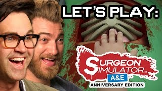 Let's Play - Surgeon Simulator