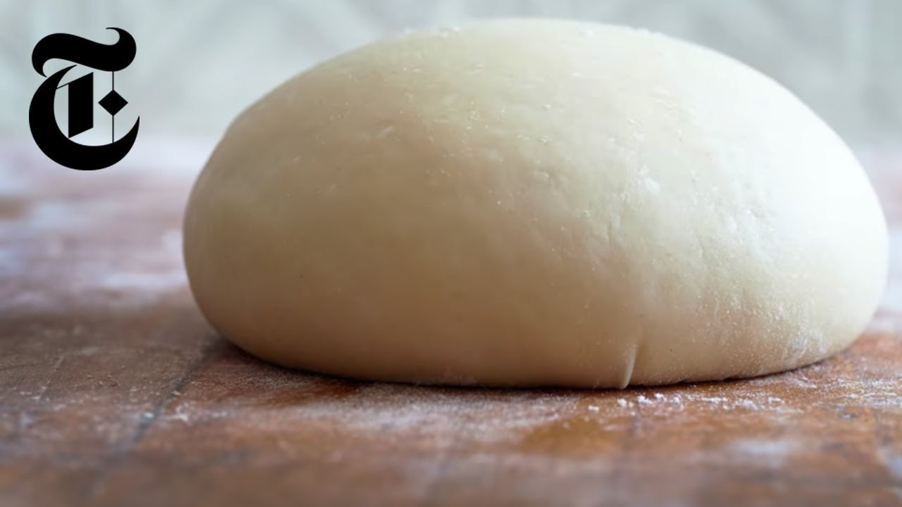 How to Make Pizza Dough at Home | The New York Times