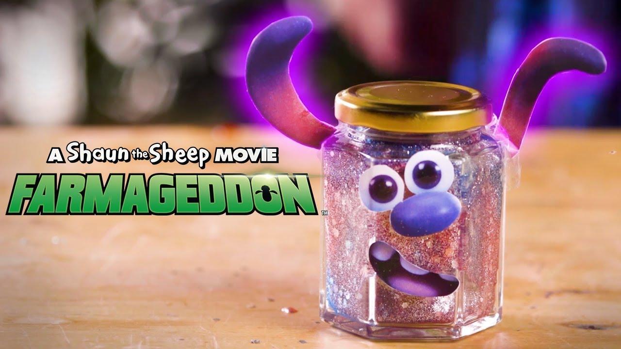 How to Make a Slime Lu-la - A Shaun the Sheep Movie: Farmageddon