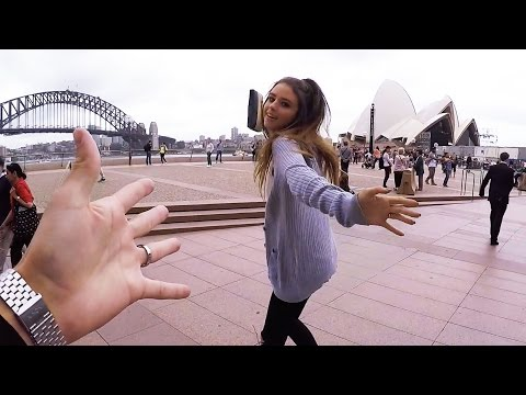 ALMOST LOST HER ENGAGEMENT RING IN SYDNEY