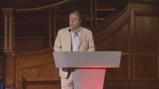 Christopher Hitchens' Epic Opening Statement @IQ² Debate Part 1