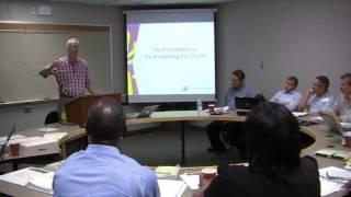 How Aubrey Malphurs got into church consulting