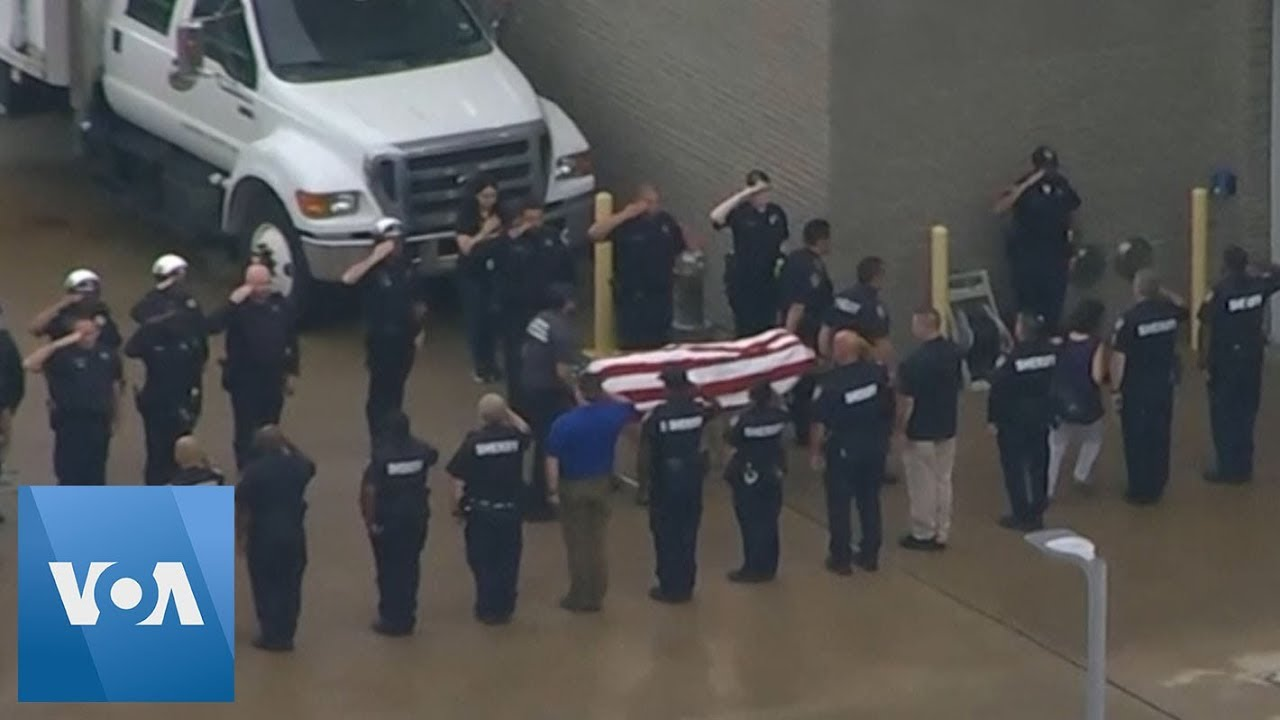 Tributes Paid to Sikh Sheriff's Deputy Shot in Texas