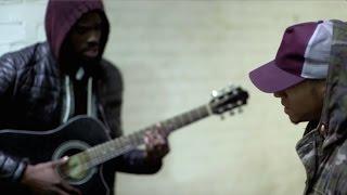Bluey Robinson & Raheem Bakare -