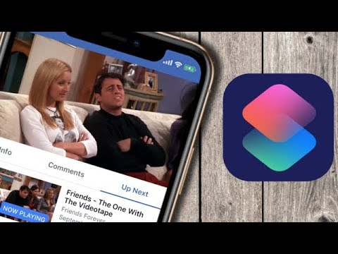 Download Facebook Videos With Siri Shortcuts On IOS 12 | IPhone Xs And More