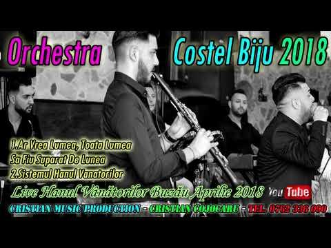 Orchestra Costel Biju 2018 - Ar Vrea Lumea, Să Fiu Supărat De Lunea (Live Hanul Vânătorilor)
