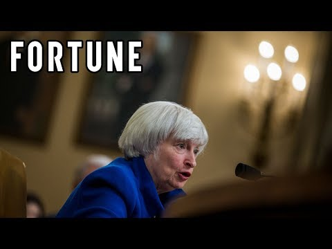 Janet Yellen Isn't Worried About Bitcoin I Fortune