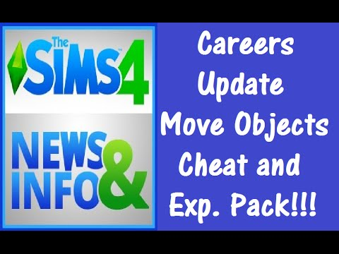 The Sims 4: Careers Update