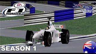 F1 Manager - Stewart GP - Season 1 - Australian GP