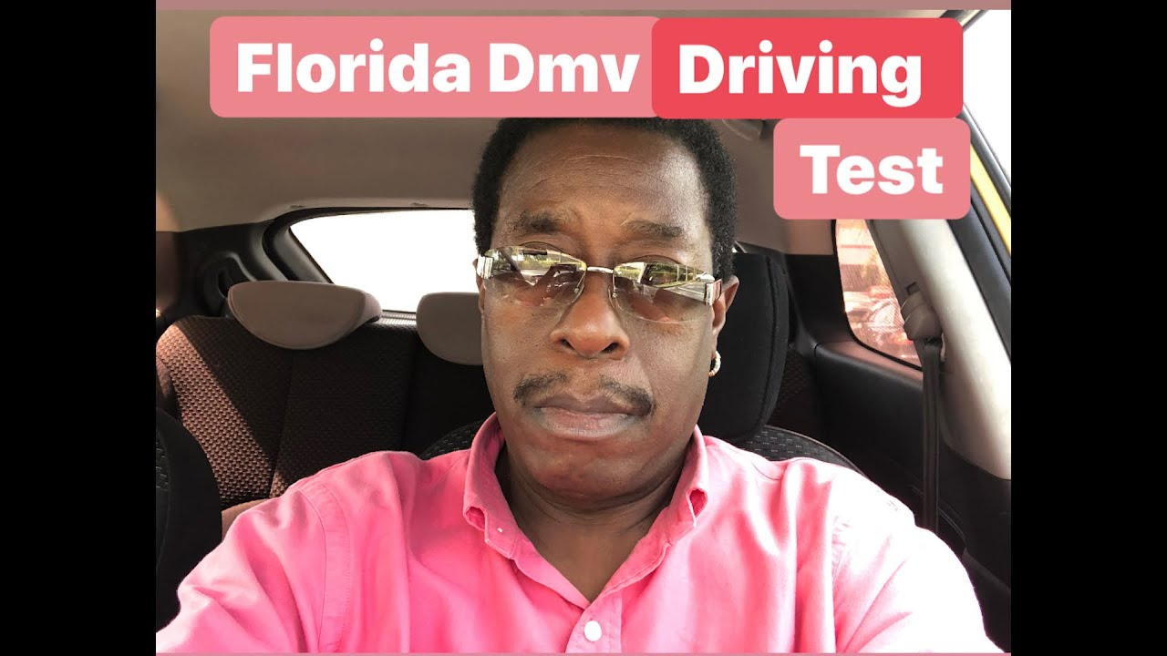 FLORIDA dmv DRIVING test, STUDENT likes new TEST