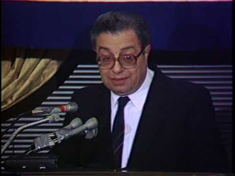 Clovis Maksoud, Permanent Observer of the League of Arab States at the United Nations