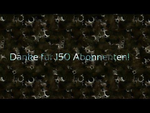Danke für die 150 Abonnenten! ❤❤