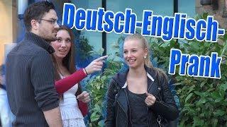 DEUTSCH-ENGLISCH-PRANK