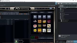 Cara membuat beat drum dengan Addictive Drums 2, SUPER CEPAT !!