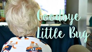 Saying Goodbye to Little Bug | Our Foster Care Journey thumbnail