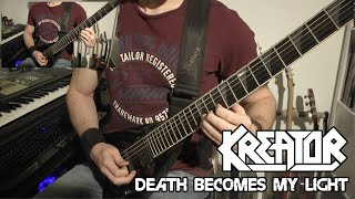 Kreator - Death Becomes My Light | Full Guitar Cover (Tabs - All Guitars - HD)