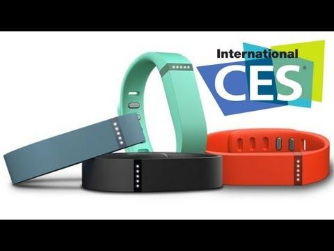 The New Fitbit Flex (CES 2013)