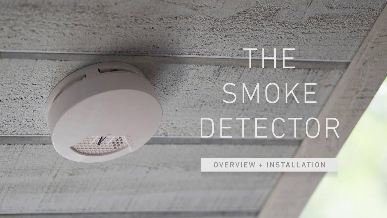 How Do I Install My All New Simplisafe Smoke Detector Simplisafe