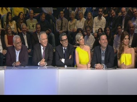 MTV 5th Anniversary - MTV Lebanon News Anchors 07/04/2014