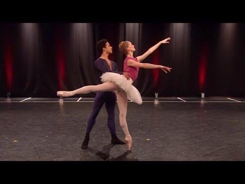 The Royal Ballet rehearse The Nutcracker - Insights