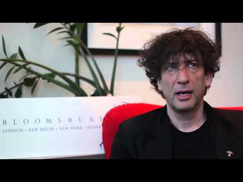 Neil Gaiman: Is writing for children tougher than writing for adults?