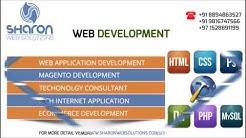 Sharon Web Solutions -  Web Designing & Development, Android Mobile Apps Development,