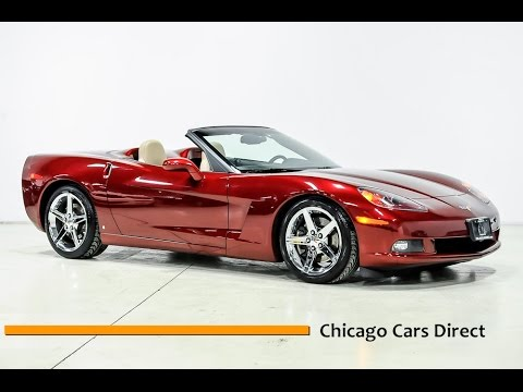 Chicago Cars Direct Reviews Presents A Chevrolet Corvette - Sports cars direct