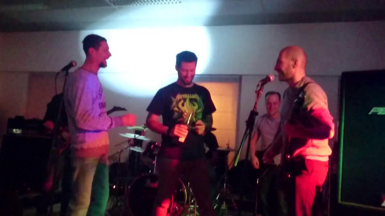 Verjaardag Rock.Verjaardag Kurt Den Tjuf 0ostrozebeke Optreden Rock