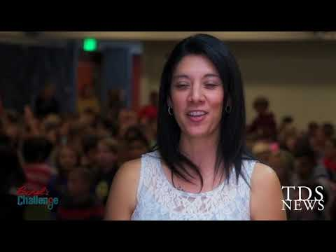 Rachel's Challenge at Tierra del Sol Middle School in Lakeside - TDS