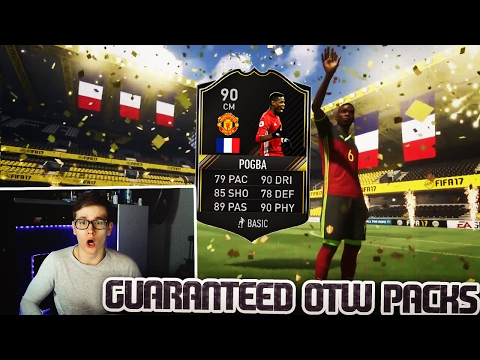 FIFA 17: OMG BIG POGBA OTW PACK OPENING!🔥 - ONES TO WATCH GARANTIERT! - ULTIMATE TEAM (DEUTSCH)