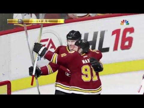 NHL 16 karaoke Fun PART 1